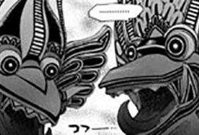 神出鬼没のマスク達と謎めく素性、そのスキル!!の巻